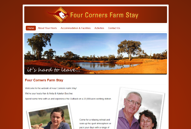 Four Corners Farm Stay